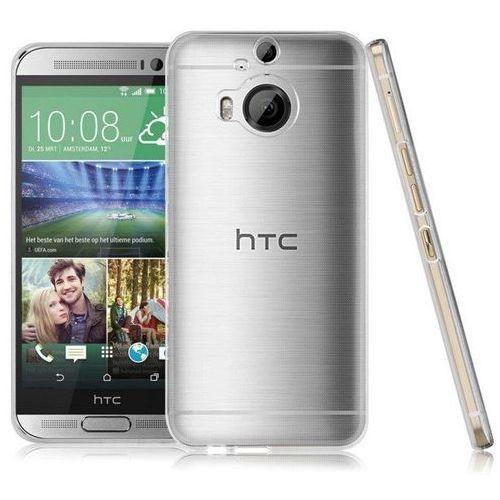 Obudowa Ultra Slim HTC One M9 Przezroczysta