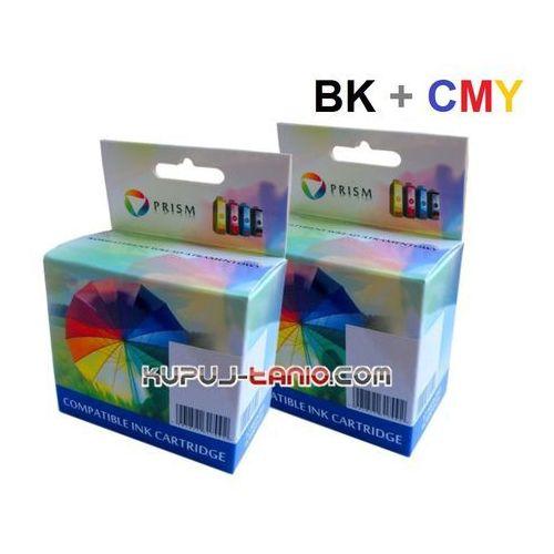 .PG510 + CL511 (Prism, R) tusze do Canon MP250, MP280, MP230, MP495, MP492, iP2700, MX360