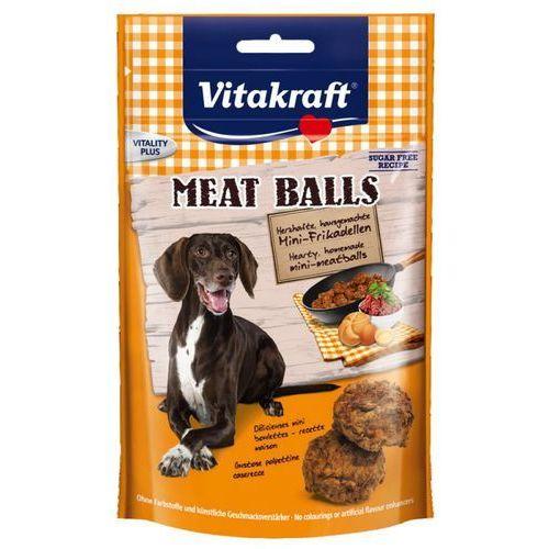 Vitakraft pies meat balls przysmak 80g x 8