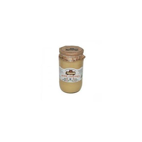 Miód ziołowy 1 kg kaszubskie miody marki Kosecki
