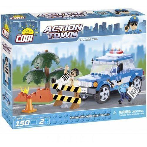 COBI Action Town Samochód policyjny