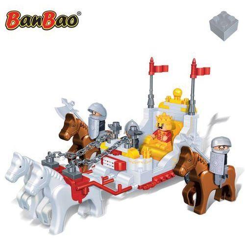 BanBao, Orszak królewski, 8267, klocki, 195 elementów