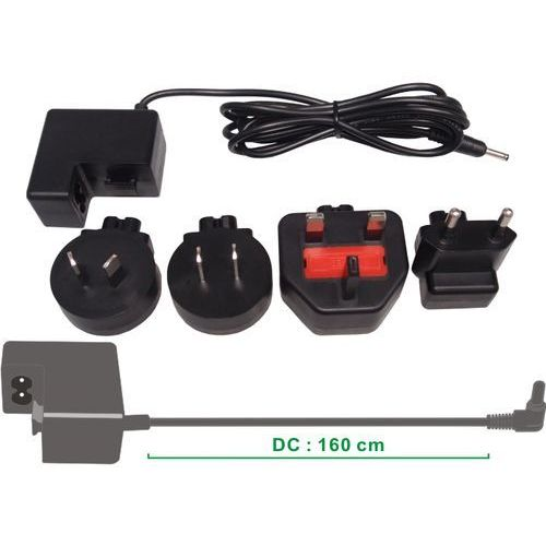 Ładowarka podróżna Sony AC-DL960 9.6V-0.8A. 7.86W (Cameron Sino), DF-ACL960MC
