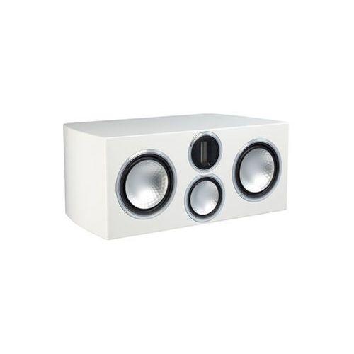 gold c350 - biały (połysk) - biały połysk marki Monitor audio