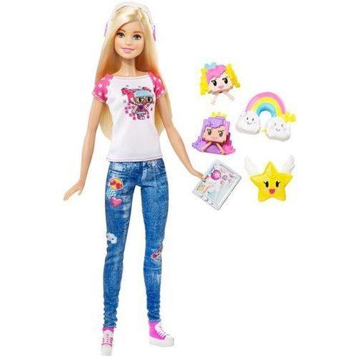 Mattel Barbie video game hero barbie w świecie gier