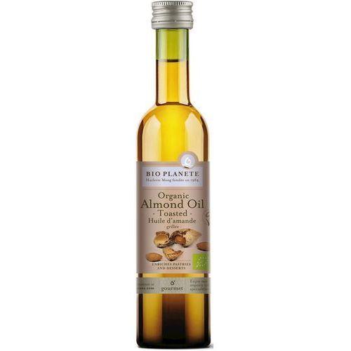 Bio planete (oleje i oliwy) Olej z prażonych migdałów bio 100 ml - bio planete