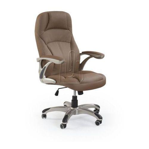 Halmar Fotel gabinetowy carlos jasny brąz - gwarancja bezpiecznych zakupów - wysyłka 24h (2010001039259)