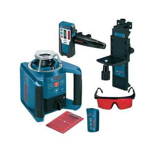 Bosch professional Laser rotacyjny grl 400 h 0601061800, zakres (maks.): 400 m, kalibracja: fabryczna (bez certyfikatu) (3165140583169)