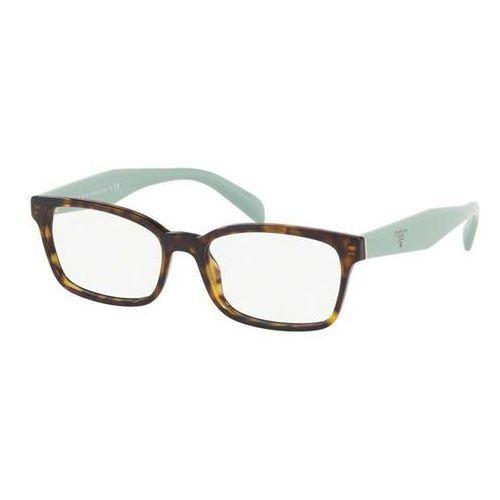 Prada Okulary korekcyjne pr18tv 2au1o1