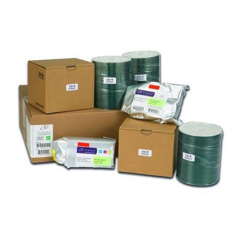 Rimage Media Kit: 2 taśmy CMY, 2 taśmy transportowe + 1000 płyt CD, CUXRIMKEII2400, CUXRIMKEII2400