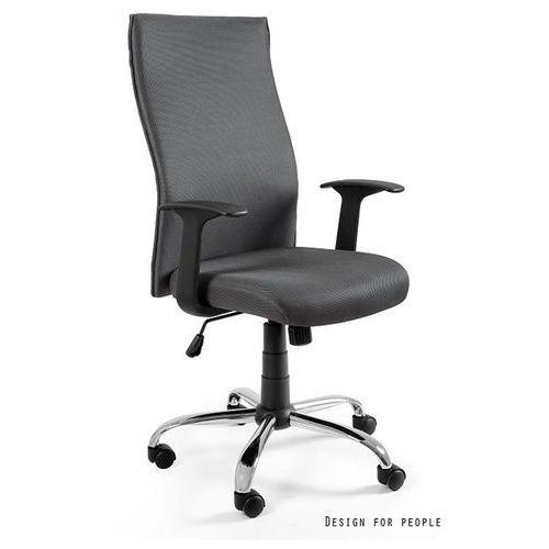 Unique Krzesło biurowe black on black kolory