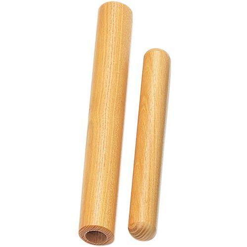 61711 sound claves, acacia, instrument perkusyjny marki Rohema percussion