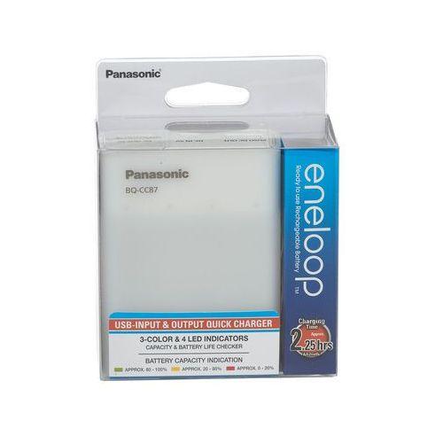 Ładowarka bq-cc87usb powerbank marki Panasonic