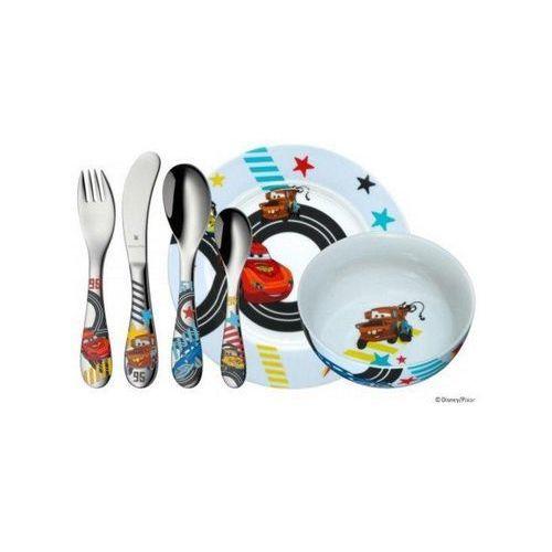 Sztućce i naczynia dziecięce Cars V2 6 szt. (4000530692726)