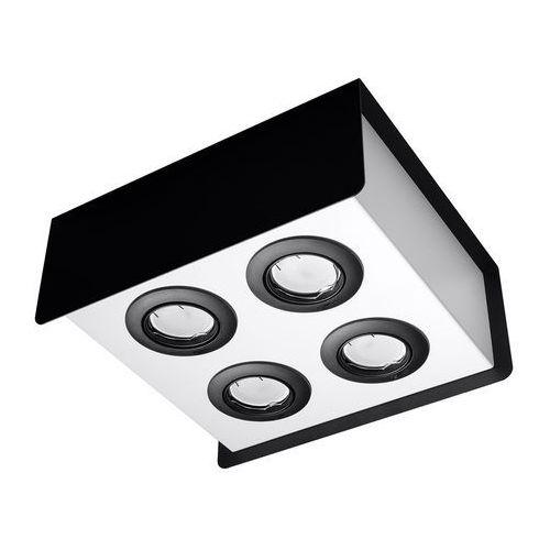 Sollux Oświetlenie punktowe stereo 4 4xgu10/40w/230v (5902622429113)