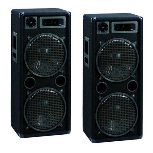 Omnitronic DX 2222 DJ 2xgłośnik PA 2000W 2-piętrowe
