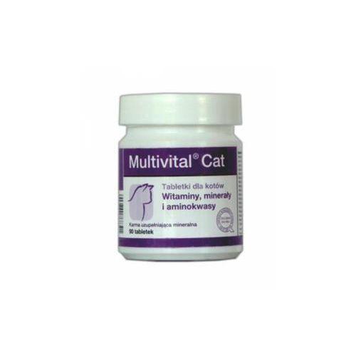 Dolfos multivital cat - preparat mineralno-witaminowo-aminokwasowy dla kotów 90tab. (5906764768321)