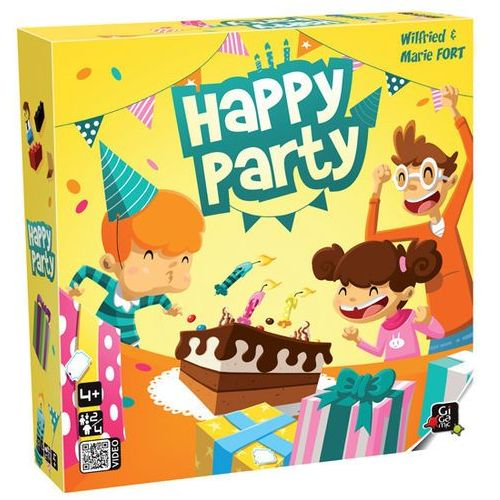 Happy party marki Gigamic