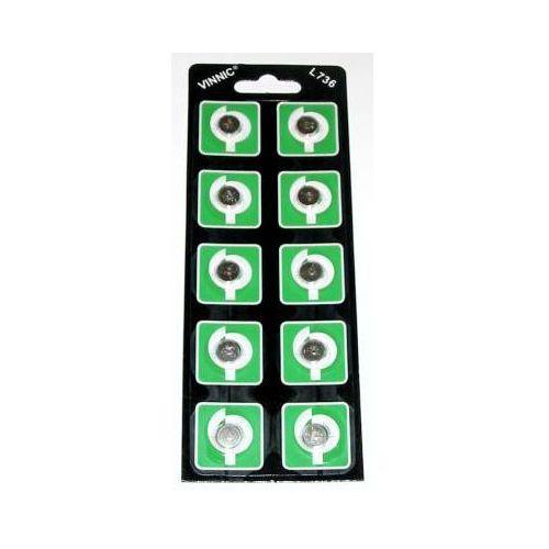 10 x bateria alkaliczna mini g3 / ag3 / l736 / 192 marki Vinnic