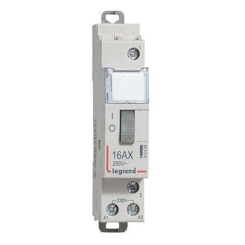 Przekaźnik bistabilny (impulsowy) 16a 230v ac 1z pb 401 004163/412408 marki Legrand