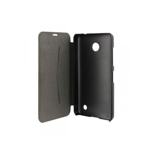 Xqisit Folio Case Rana for Lumia 630/635 black, kolor czarny