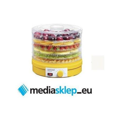 Concept Suszarka do owoców, warzyw i grzybów  so 1015