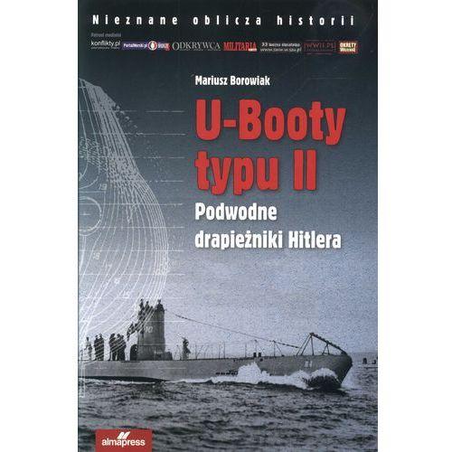 U-Booty typu II (kategoria: Książki militarne)