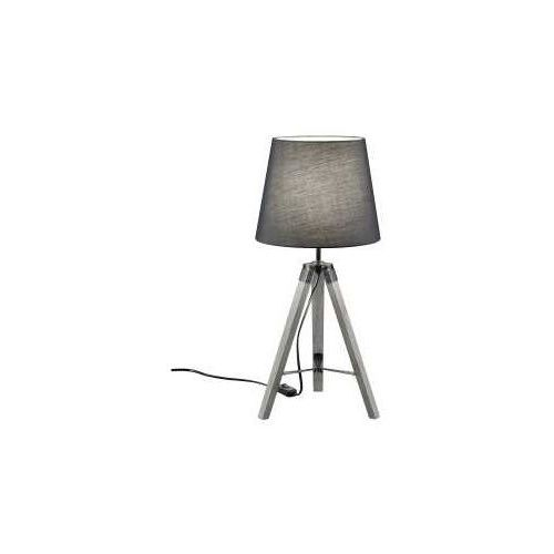 Reality tripod lampa stołowa siwy, 1-punktowy - vintage/przemysłowy - obszar wewnętrzny - tripod - czas dostawy: od 3-6 dni roboczych