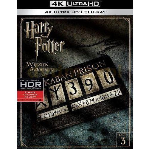 Galapagos Harry potter i więzień azkabanu 4k (blu-ray) - alfonso cuaron darmowa dostawa kiosk ruchu - OKAZJE