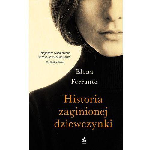 Historia zaginionej dziewczynki (592 str.)
