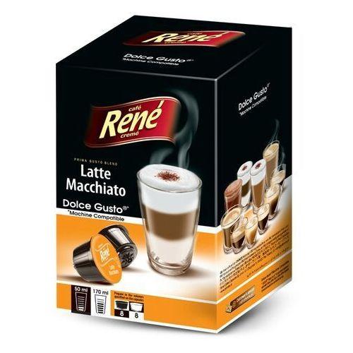 Rene latte macchiato dolce gusto 16 kapsułek
