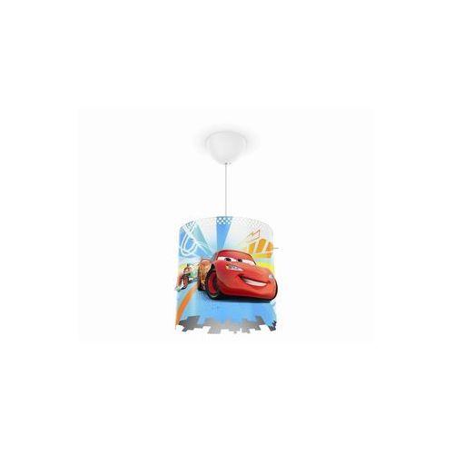 Philips - oświetlenie dla dzieci Lampa wisząca philips auta + darmowa dostawa! (8718291502982)