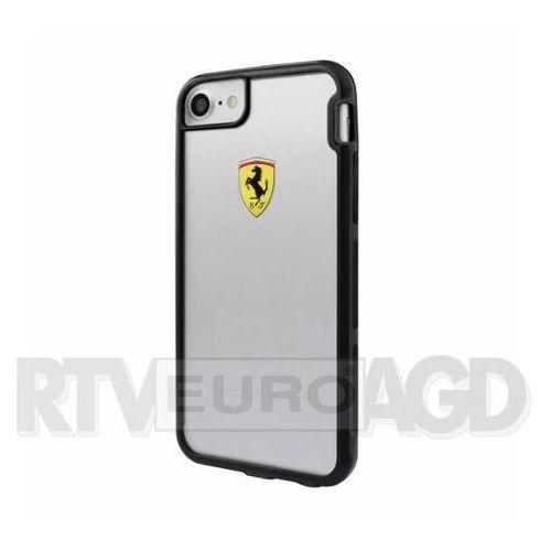 BMW Etui Ferrari Hard do iPhone 7 transparentne (FEHCP7TR3) Darmowy odbiór w 20 miastach!, towar z kategorii: Futerały i pokrowce do telefonów