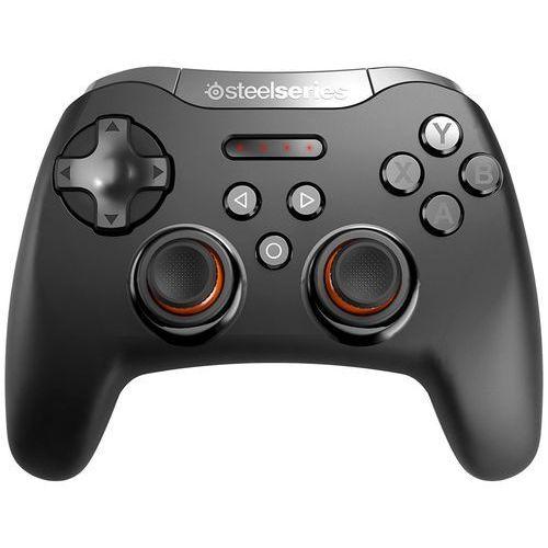 Steelseries Joypad – – controller wireless game bluetooth, czarny