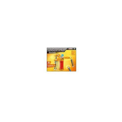 Klocki konstrukcyjne Geomag - Mechanics 33 elementy 0871772007203