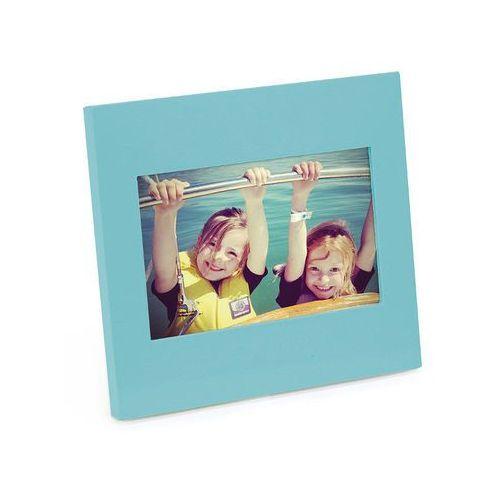 Umbra - Ramka na zdjęcia Simple 4 x 6 - turkusowa