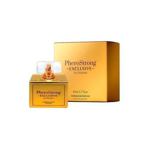 PheroStrong Exclussive for Women 50ml - Feromony dla kobiet (5905669259354)