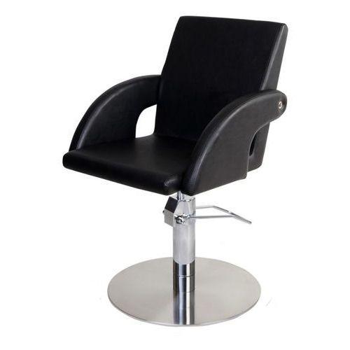 Panda AGNES XC fotel fryzjerski czarny dostępny w 48H