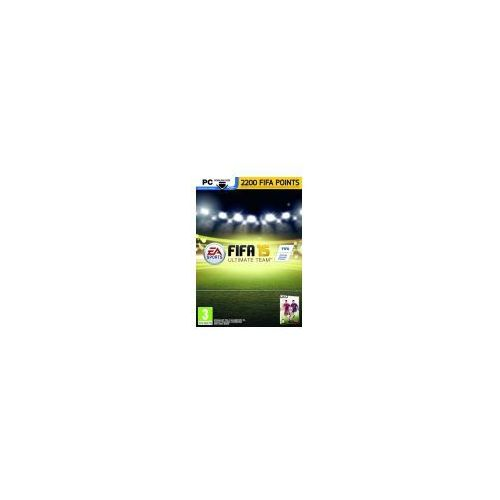 Electronic arts Fifa 15 - fifa ultimate team 2200 points klucz