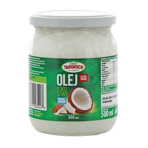 Targroch  olej kokosoy nierafinowany 500ml