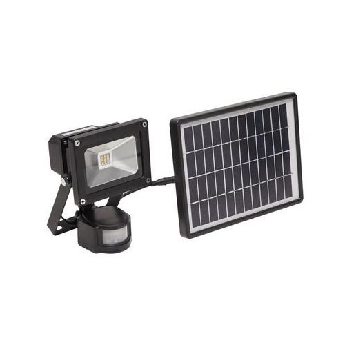 Reflektor solarny vo1875 z czujnikiem ruchu i zmierzchu ip44 900 lm marki Volteno