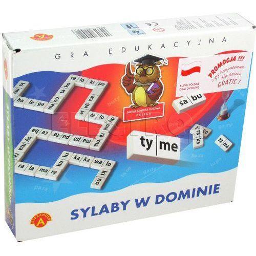 Gra ALEXANDER Sylaby W Dominie (5906018004106)