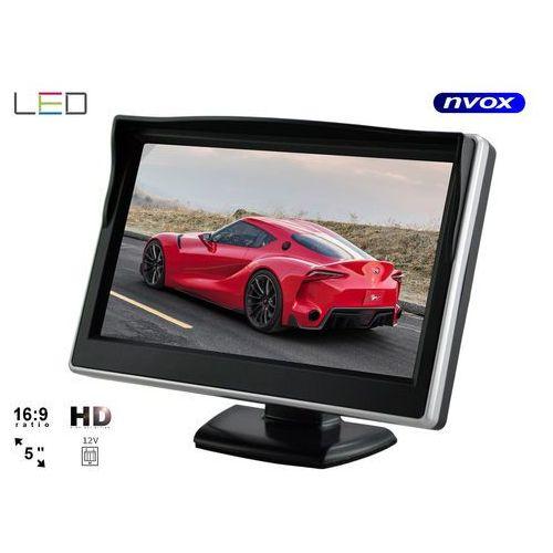 """Nvox hm5002hd monitor lcd 5"""" av 12v (5909182424756)"""