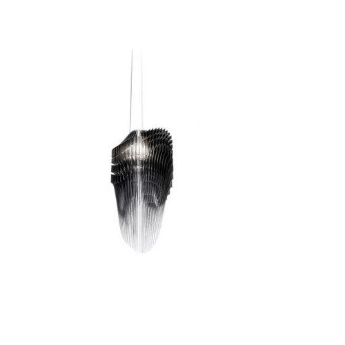 Lampa wisząca AVIA SMALL BLACK FADE, AVI84SOS0001FB000