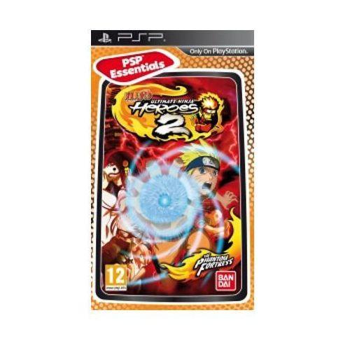 Naruto Shippuden: Ultimate Ninja Heroes 2 (PSP)