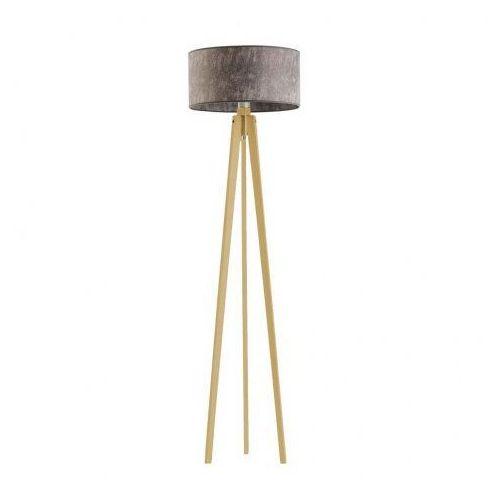 Nowoczesna lampa podłogowa do sypialni MIAMI