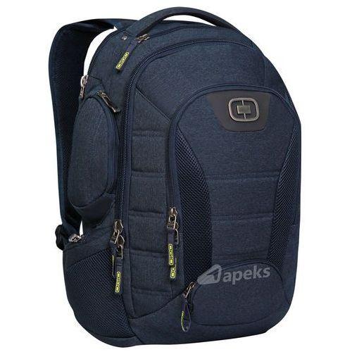 Ogio Bandit plecak miejski na laptopa 17'' / granatowy - Heathered Blue