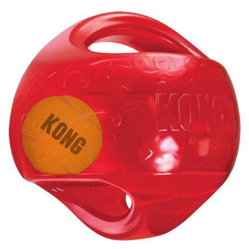 jumbler ball l/xl gumowa zabawka nr kat.tmb1e marki Kong