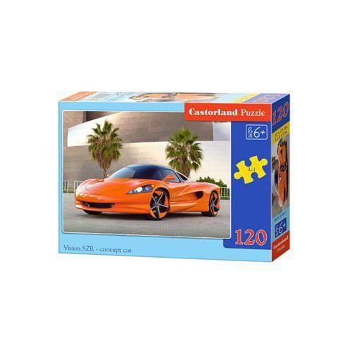Castor 120 elementów vision szr concept car