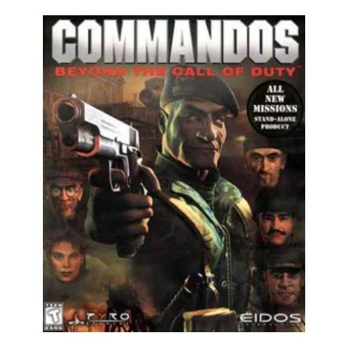 Commandos Beyond the Call of Duty (PC)